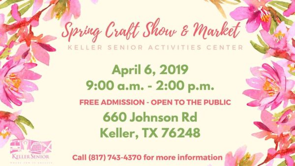 20109 Spring Craft Show and Market